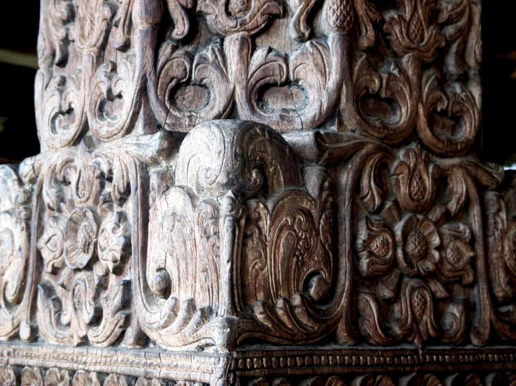 Zdjęcia: Śwątynia Zęba Buddy, Kandy, Ornament, SRI LANKA