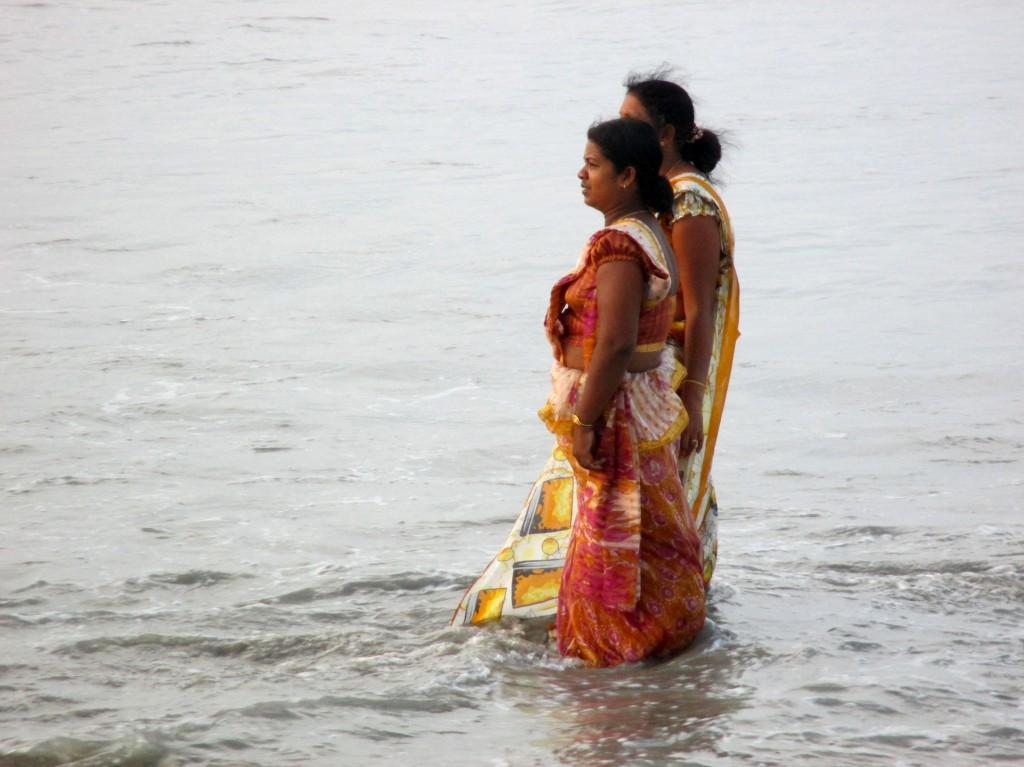 Zdjęcia: Mankeni, Północno-wschodnie wybrzeże, W stronę zachodzącego słońca, SRI LANKA
