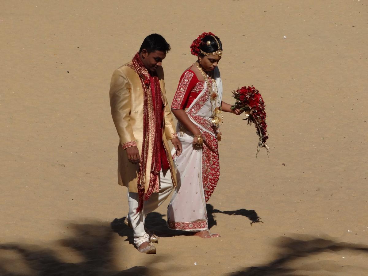 Zdjęcia: Negombo, Sri Lanka, Ślubna sesja w plenerze, SRI LANKA