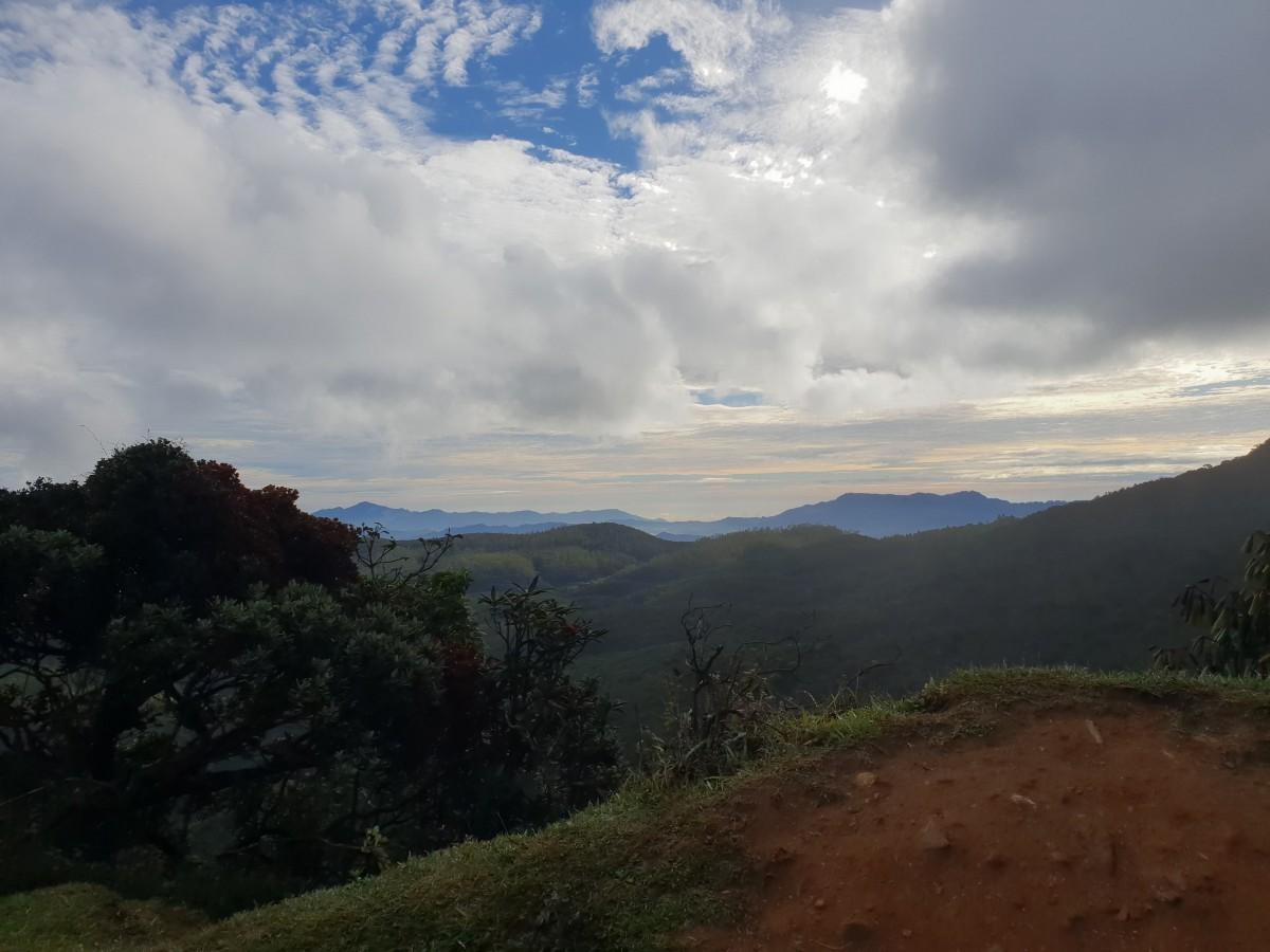 Zdjęcia: centrum wyspy, Prowincja UVA, Góry Sri Lanka, SRI LANKA