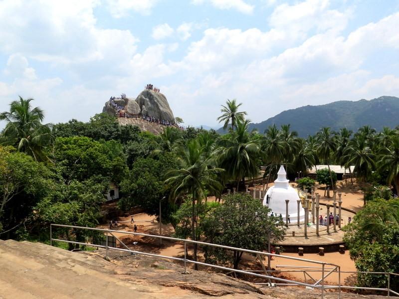 Zdjęcia: Mihintale, Trójkat Kulturowy, Wzgórze Mahindy, SRI LANKA
