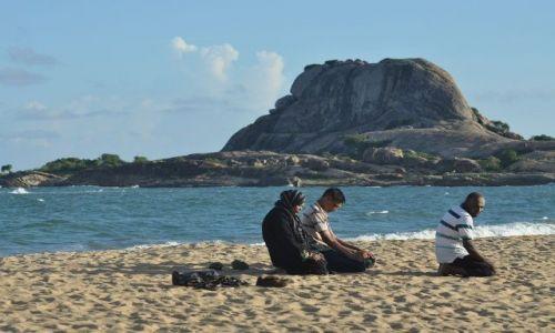 Zdjecie SRI LANKA / Yala Nationale Park / Yala Nationale Park / Popołudniowa modlitwa