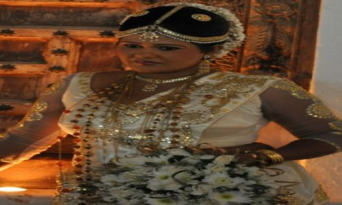 Zdjęcie SRI LANKA / kalutara / kalutara / panna młoda