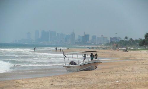 SRI LANKA / Colombo / Plaża w Mount Lavinia / Sri Lanka - Smaki Cejlonu Konkurs