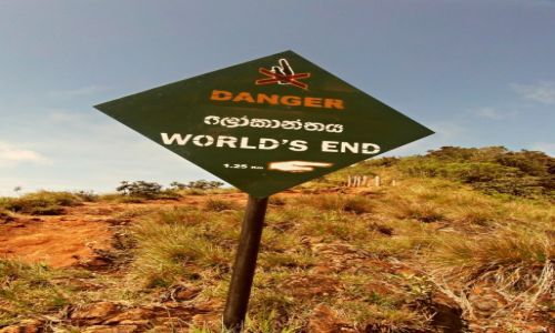 SRI LANKA / Nuwara Eliya / Park Narodowy Równiny Hortona / Sri Lanka - Smaki Cejlonu Konkurs