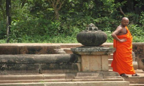 SRI LANKA / A / Annuradhapura ruiny starożynej stolicy / Sri Lanka - Smaki Cejlonu Konkurs