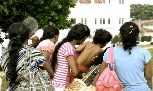 Zdjęcie SRI LANKA / galle / fort / ciekawość