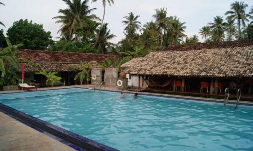 Zdjecie SRI LANKA / - / Ahangama / Surfing Villa