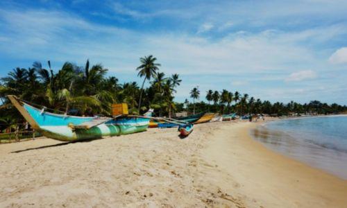 Zdjecie SRI LANKA / Płd.-wsch. / Arugam Bay / Plaża w Arugam Bay