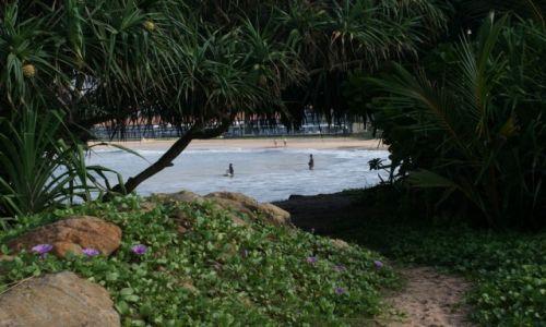 Zdjecie SRI LANKA / - / Bentota  / Bentota Beach
