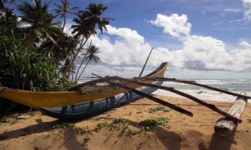 Zdjęcie SRI LANKA / Prowincja południowa / Hikkaduwa / Pragnienie oceanu