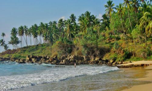 Zdjecie SRI LANKA / Po�udniowa Sri Lanka / Okolice Tangalle / Pla�e Sri Lanki