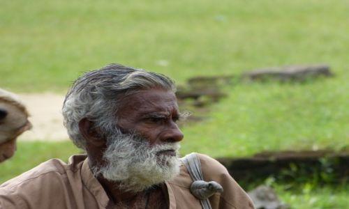 Zdjęcie SRI LANKA / Prowincja Północno-Centralna / Polonnaruwa / Odpoczynek wędrowca