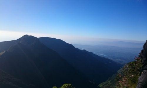 Zdjecie SRI LANKA / Nuwara Eliya  / Park Narodowy Hortona  / Duży koniec świata