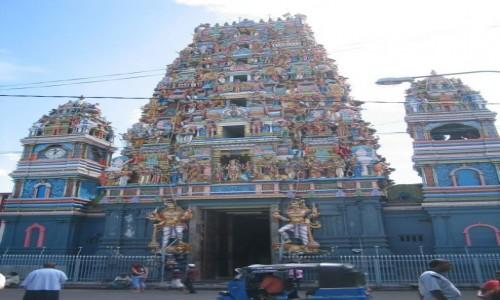 Zdjecie SRI LANKA / - / Hinduska Świątynia w Colombo / Hinduska Świątynia w Colombo
