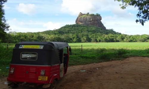 Zdjęcie SRI LANKA / Prowincja Centralna / Sigiriya / Sigiriya