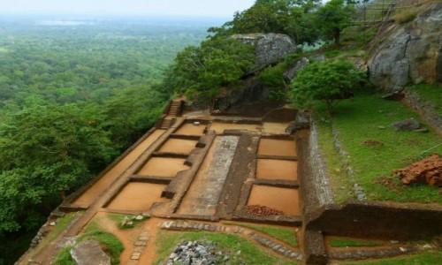 Zdjecie SRI LANKA / centralna część / Sigiriya Lwia Skała / Sigiriya