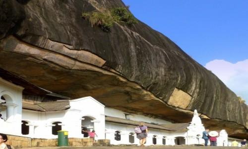 Zdjecie SRI LANKA / Dambulla / Śambulla / Rock Temple