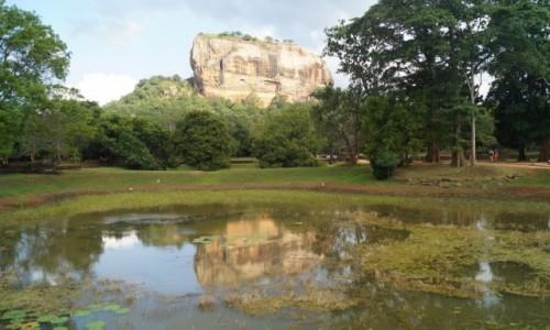 Zdjecie SRI LANKA / Sigiriya / Sigiriya / Lustro