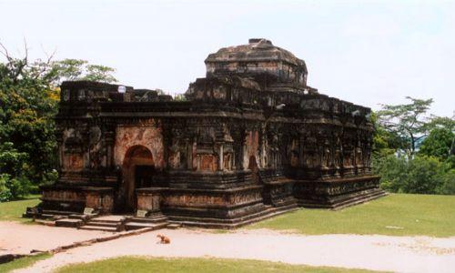 SRI LANKA / brak / Polonnaruwa / Hisnduska Światynia
