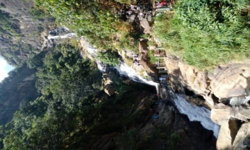 Zdjecie SRI LANKA / Talawakele / Devon / Wodospad