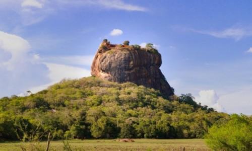 Zdjecie SRI LANKA / Sigiriya / Sigiriya Rock / Sri Lanka