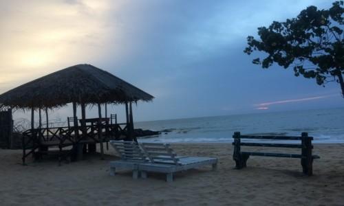 Zdjecie SRI LANKA / - / Sri Lanka  / Rajska plaża w Kalpitiya