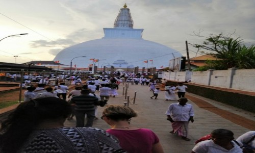 Zdjecie SRI LANKA / North Central Province / Anuradhapura / Sri Lanka - 10 day tour