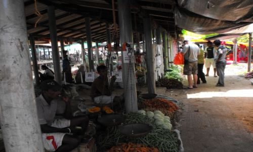 Zdjęcie SRI LANKA / Alutgama / zachodnia Sri Lanka / na targu