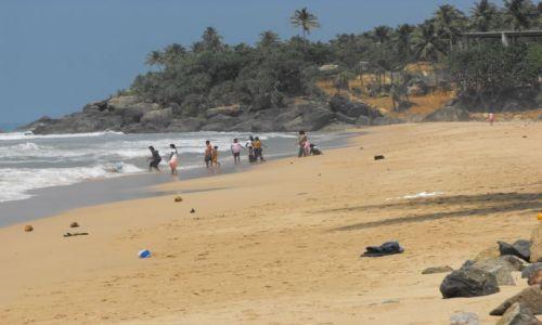 Zdjęcie SRI LANKA / BAlapitya / zachodnia Sri Lanka / plaża