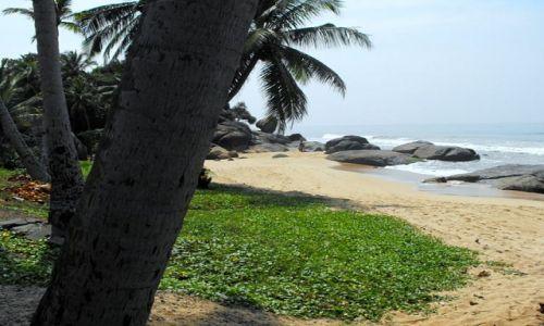 Zdjęcie SRI LANKA / Hikkaduwa / plaża / widoczek......