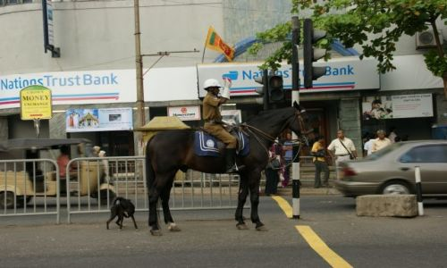 Zdjęcie SRI LANKA / Cejlon / Colombo / Zamiast światła