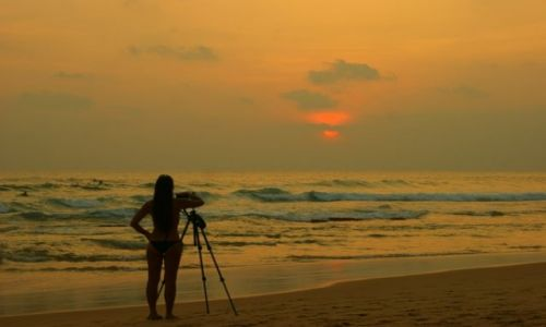 Zdjęcie SRI LANKA / Nagmbo / Nagmbo / Plener