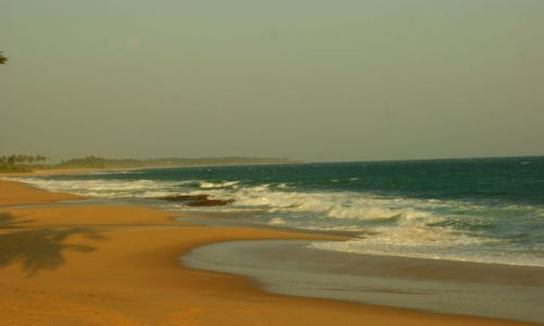 Zdjęcie SRI LANKA / Yella / Yella / Nad  oceanem