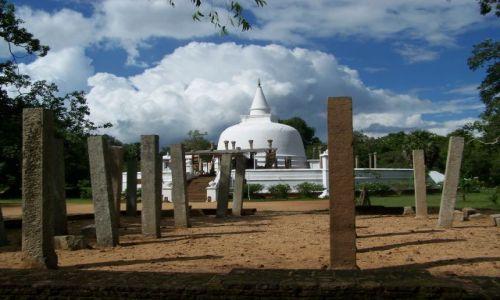 Zdjęcie SRI LANKA / północno-centralna Sri Lanka / Anuradhapura / W kompleksie Anuradhapura