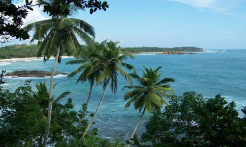 Zdjecie SRI LANKA / pd. wybrzeże / okolice Weligamy / Nad Oceanem Indyjskim...