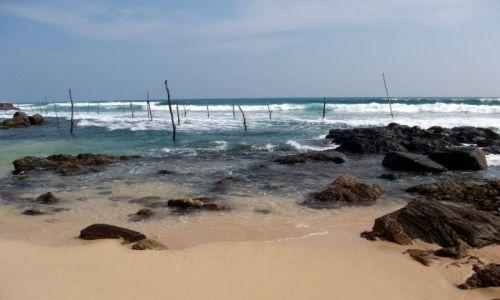 Zdjecie SRI LANKA / ... południowa część wyspy ... / ... gdzieś pomiędzy Galle a Matarą... / ... miejscówki do wędkowania ....