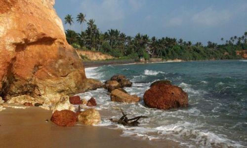 Zdjecie SRI LANKA / ... południowa część wyspy ... / ... gdzieś pomiędzy Galle a Matarą... / ... górą, czy dołem?....