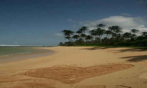 Zdjecie SRI LANKA / Matara / Madiha Beach / Plażyczka