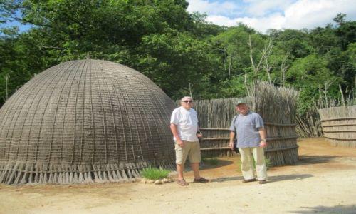 Zdjęcie SUAZI / Suazi  -  Afryka Południowa / Suazi  -  Afryka Połudsniowa / Chata