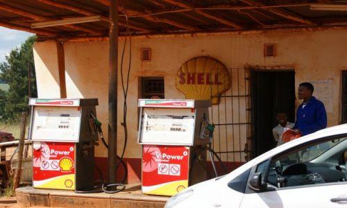 Zdjęcie SUAZI / Lavumisa / busz / Shell-na trasie