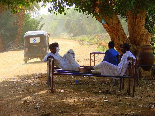 Zdjęcia: Karima, Karima, upał, SUDAN