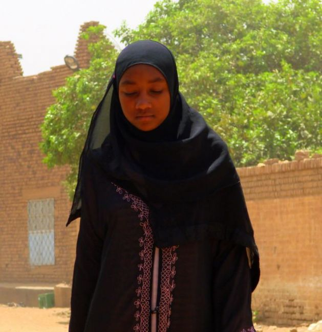 Zdjęcia: Chartum, Chartum, WSTYDZI  SIĘ , SUDAN