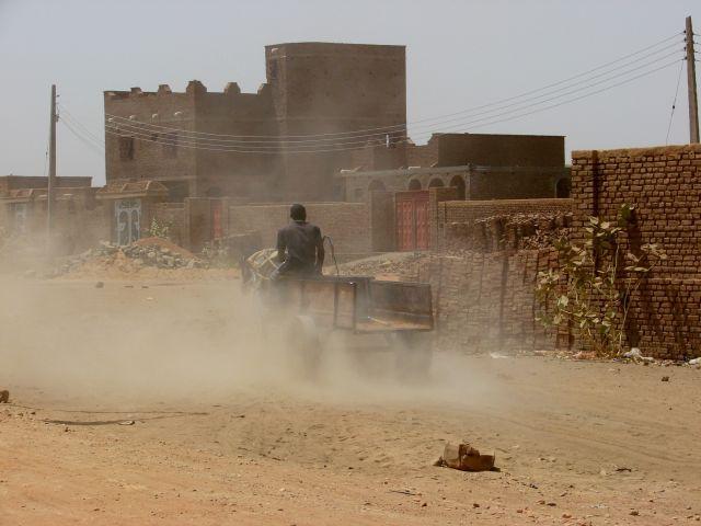 Zdjęcia: Chartum, Chartum, Kopci, SUDAN