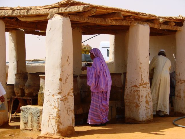 Zdjęcia: Chartum, Chartum, Woda pitna, SUDAN