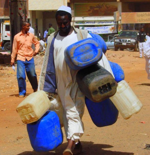 Zdjęcia: Karma, Karma, Na wodę , SUDAN