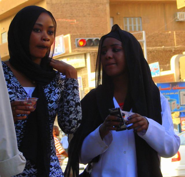 Zdjęcia: Chartum, Chartum, Sudanki, SUDAN