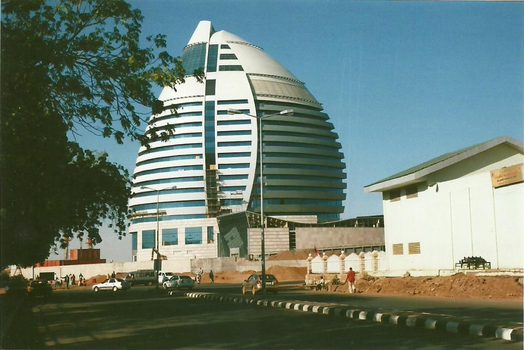 Zdjęcia: Chartum, El Gezira, Jajo Kadafiego, SUDAN