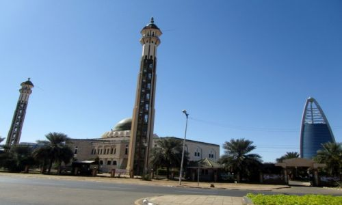 Zdjęcie SUDAN / AFRYKA / CHARTUM / SUDAN - CHARTUM