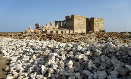 Zdjęcie SUDAN / AFRYKA / SUAKIN / SUAKIN - RUINY MIASTA WIDMA W SUDANIE